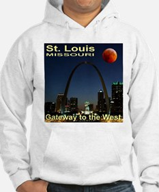 St. Louis Gateway To The West Hoodie