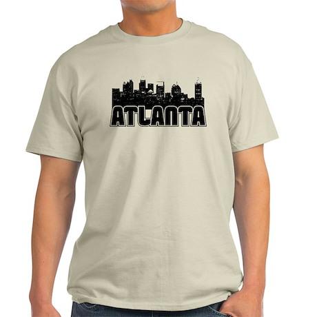 Atlanta Skyline Light T-Shirt
