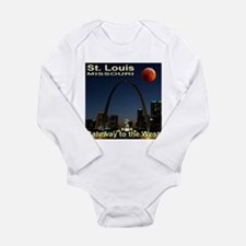 St. Louis Gateway To The West Long Sleeve Infant B