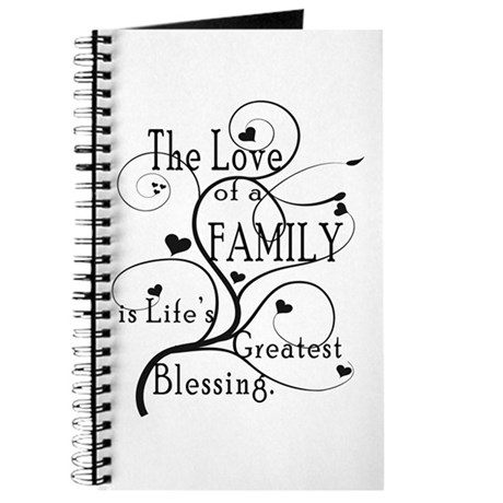 Love of Family Journal