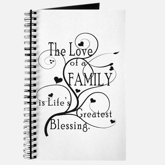 Love of Family Journal