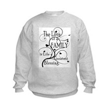 Love of Family Sweatshirt
