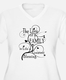 Love of Family T-Shirt