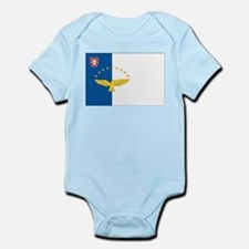 Azores Flag Infant Bodysuit