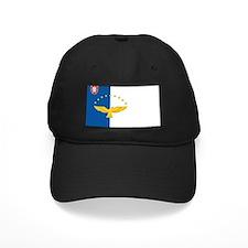 Azores Flag Baseball Hat