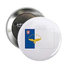 """Azores Flag 2.25"""" Button"""