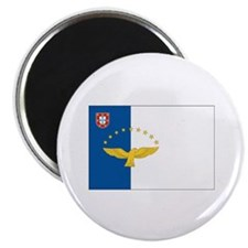 Azores Flag Magnet