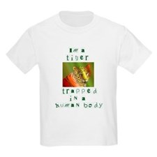 I'm a Tiger Kids T-Shirt