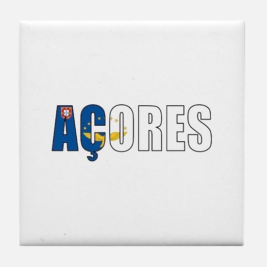Azores Tile Coaster