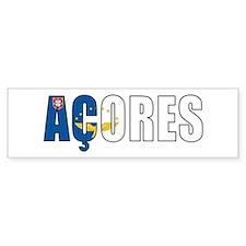Azores Bumper Sticker