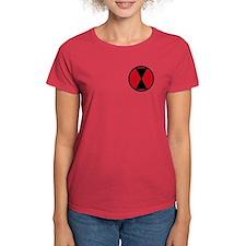 Hourglass Women's T-Shirt (Dark)