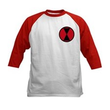 Hourglass Kid's Baseball Jersey