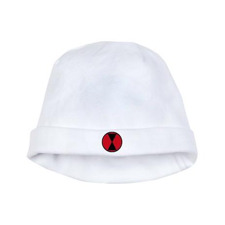 Hourglass Baby Hat
