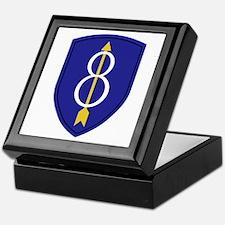 Golden Arrow Keepsake Box