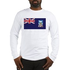 Falklands Flag Long Sleeve T-Shirt