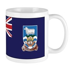 Falklands Flag Mug
