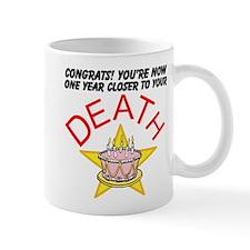 Cute Cake or death Mug