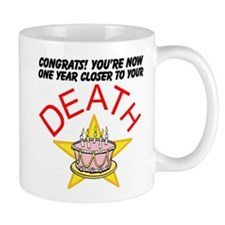 Cute Cake or death Mug