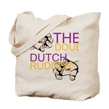 Cute Dutch bros Tote Bag