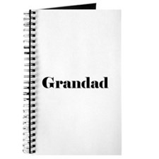 Grandad Journal