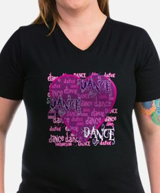 Dance Purple Brocade Shirt