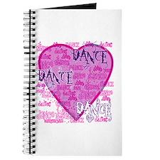 Dance Purple Brocade Journal