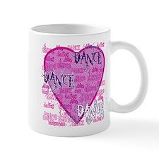 Dance Purple Brocade Mug