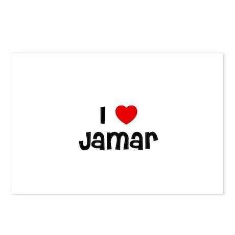 I * Jamar Postcards (Package of 8)