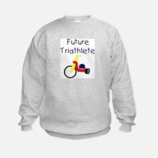 """Future Triathlete"" Sweatshirt"