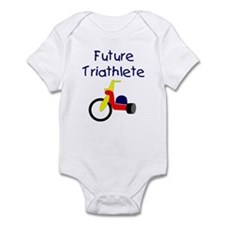 """Future Triathlete"" Infant Creeper"