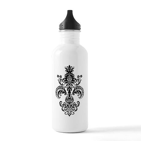 Fleur Meditation Stainless Water Bottle 1.0L
