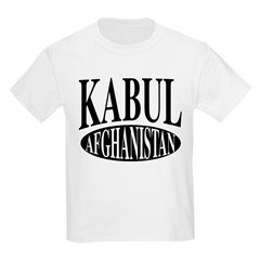 Kabul Kids T-Shirt