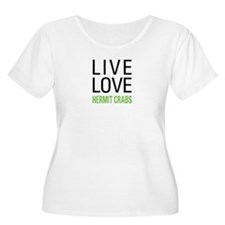 Live Love Hermit Crabs T-Shirt