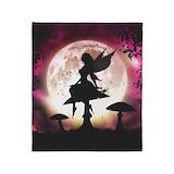 Fairies Fleece Blankets