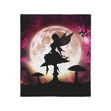 Titania Fairy Throw Blanket / Cover