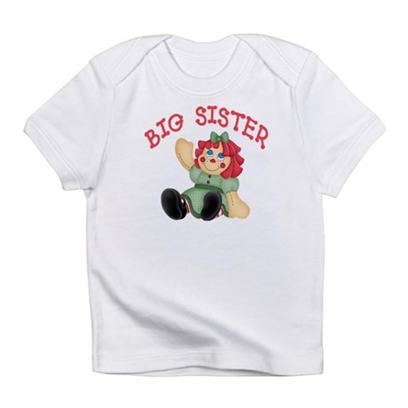 Raggedy Ann Big Sister Infant T-Shirt
