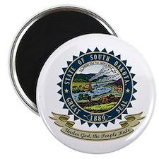 South Dakota Seal Magnet