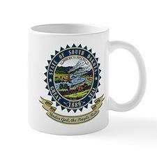 South Dakota Seal Mug