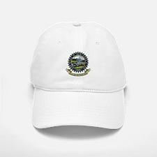 South Dakota Seal Baseball Baseball Cap