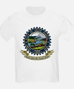 South Dakota Seal T-Shirt