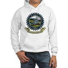 South Dakota Seal Hoodie