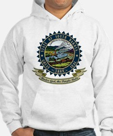 South Dakota Seal Hoodie