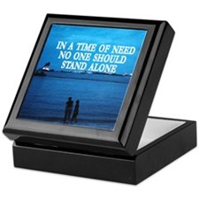no stand alone Keepsake Box