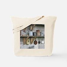 Vintage Rusty Housewares Tote Bag