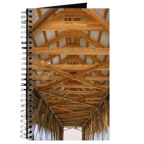 Inside a Covered Bridge Journal