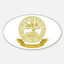 Tennessee Seal Decal