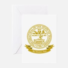 Tennessee Seal Greeting Cards (Pk of 10)