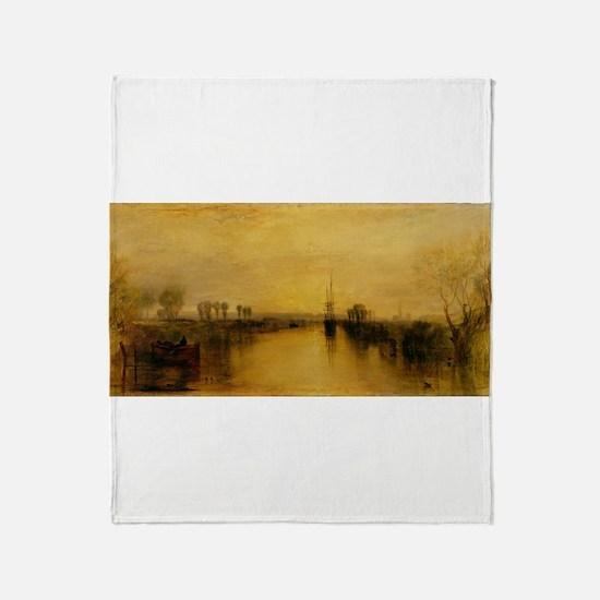 Cool Turner Throw Blanket
