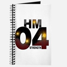 HM04- Strength Journal