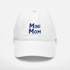 Mini Mom Baseball Baseball Cap